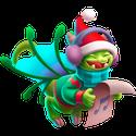 Caroling Dragon