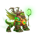 High Druid Dragon