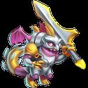 holy knight dragon